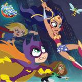 Игра DC Девушки Супер Герои: Супер Поздно