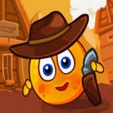 Игра Спаси Апельсин: Дикий Запад