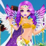 Игра Ангельское Очарование Принцессы