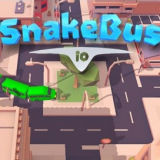 Игра Snakebus.io