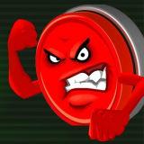 Игра Сердитая Красная Кнопка
