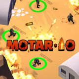 Игра Mortar.io