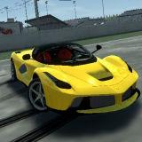 Игра Вождение Феррари на Треке 3Д