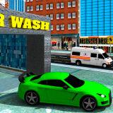 Игра Автомойка и Заправка для Машин