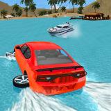 Игра Гонки по Воде на Машинах