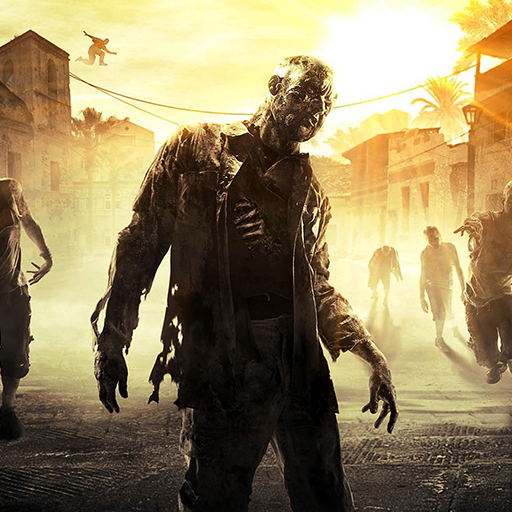 Охота на Глупых Зомби - Скриншот