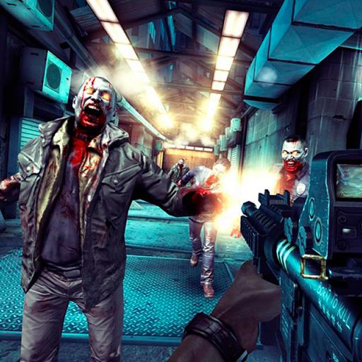Зомби Шутер: Мертвая Цель - Скриншот