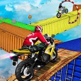 Игра Гонки на Мотоцикле: Невероятные Треки