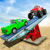 Игра Балансирование Авто на Рампе: Челлендж для Водителей