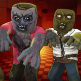 Игра Зомби Пакман