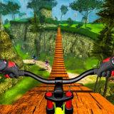 Игра Гонки На Велосипеде По Бездорожью 3Д