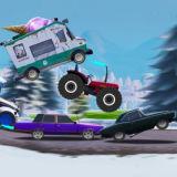 Игра Uphill Climb Racing 3