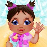 Игра Детский Сад: Няня Мания