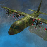 Игра Симулятор Самолета С130: Обучение