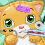 Игра Доктор для Маленьких Котят