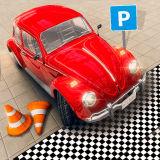 Игра Foxi Mini Парковка 2019: Тест на Вождение