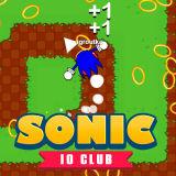 Игра Sonic.io   Соник ио