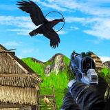 Игра Стрельба По Воронам: Защита Фермы