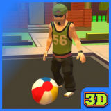Игра Футбольный Удар 3Д