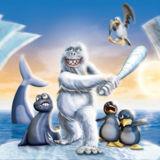 Игра Етиспорт: Бросок Пингвина