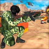 Игра Армейский Командос: Военный Фронт