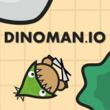 Игра Dinoman.io