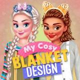 Игра Мой Уютный Дизайн Одеяла
