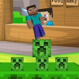 Игра Майнкрафт: Убери Блоки