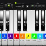 Игра Пианино с Нотами