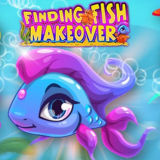 Игра Макияж для Рыбки