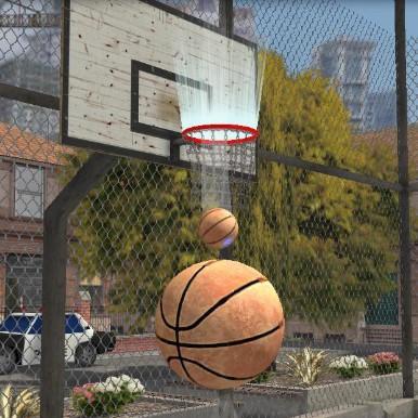 Баскетбольный Турнир - Скриншот