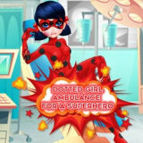 Игра Леди Баг: Скорая Помощь для Супергероя