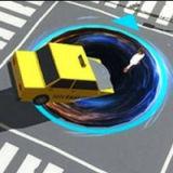Игра Black Hole.io | Черная Дыра ио