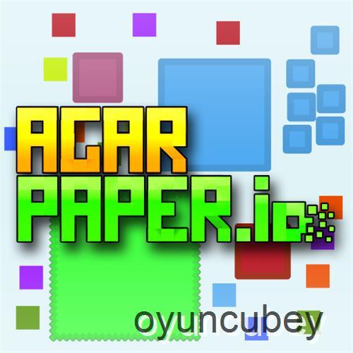 Игра Agarpaper.io