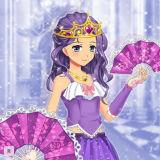 Игра Аниме Принцессы Одевалка