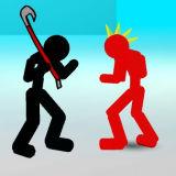 Игра Стикмен: Уличный Боец 3Д