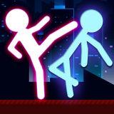 Игра Стикмен: Стрит Файтер 3Д