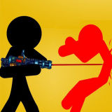Игра Столкновение Стикменов