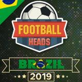 Игра Футбольные Головы: Бразилия 2019