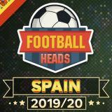 Игра Футбол Головами: Испания 2019-20 (Ла Лига)