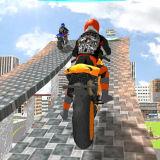 Игра Миссии на Мотоцикле 3Д