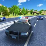 Игра Водитель Полицейских Машин: Трюки