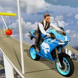 Игра Мотоциклы: Сложные Трассы