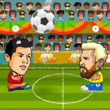 Игра Веселый Футбол Головами
