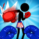 Игра Стикмен Чемпион по Боксу