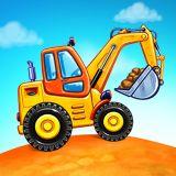Игра Завод Тракторов для Детей
