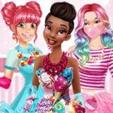 Игра Сладкая Вечеринка с Принцессами