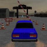 Игра Русский Водитель 3Д: Ваз 2107