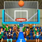 Игра Баскетбольные Броски 3Д