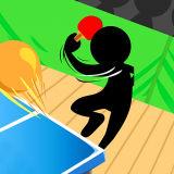 Игра Стикмен: Пинг-Понг